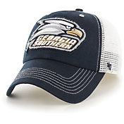 '47 Men's Georgia Southern Eagles Navy Blue Mountain Closer Fitted Hat