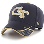 '47 Men's Georgia Tech Yellow Jackets Navy Sensei MVP Adjustable Hat
