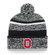 '47 Men's Ohio State Buckeyes Cuff Pom Knit Hat