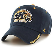 '47 Men's Kent State Golden Flashes Navy Blue Ice Clean Up Adjustable Hat