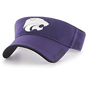 '47 Men's Kansas State Wildcats Purple Top Rope Adjustable Visor