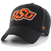 '47 Men's Oklahoma State Cowboys MVP Adjustable Black Hat