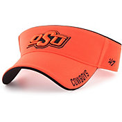 '47 Men's Oklahoma State Cowboys Orange Top Rope Adjustable Visor