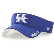 '47 Men's Kentucky Wildcats Blue Top Rope Adjustable Visor