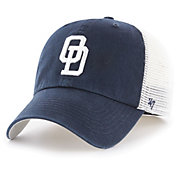 '47 Men's Old Dominion Monarchs Blue Blue Hill Closer Fitted Hat