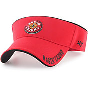 '47 Men's Louisiana-Lafayette Ragin' Cajuns Red Top Rope Adjustable Visor