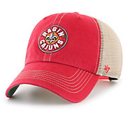 '47 Men's Louisiana-Lafayette Ragin' Cajuns Red Trawler Adjustable Hat