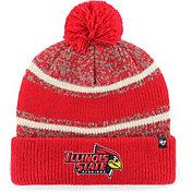 '47 Men's Illinois State Redbirds Red Fairfax Cuffed Knit Hat