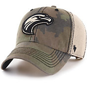 '47 Men's Louisiana-Monroe Warhawks Camo Burnett Clean Up Adjustable Hat
