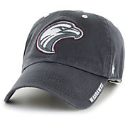 '47 Men's Louisiana-Monroe Warhawks Grey Ice Clean Up Adjustable Hat