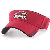 '47 Men's Louisiana-Monroe Warhawks Maroon Top Rope Adjustable Visor