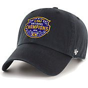 '47 Men's 2019 National Champions LSU Tigers Adjustable Black Hat