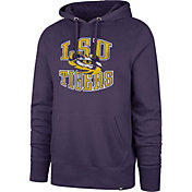 '47 Men's LSU Tigers Purple Headline Pullover Hoodie
