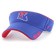 '47 Men's Louisiana Tech Bulldogs Blue Top Rope Adjustable Visor