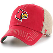 '47 Men's Louisville Cardinals Cardinal Red Trawler Adjustable Hat