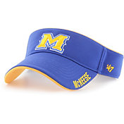 '47 Men's McNeese State Cowboys Royal Blue Top Rope Adjustable Visor