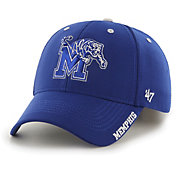'47 Men's Memphis Tigers Blue Condenser MVP Adjustable Hat