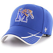 '47 Men's Memphis Tigers Blue Sensei MVP Adjustable Hat