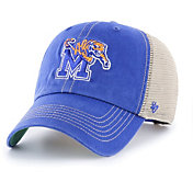 '47 Men's Memphis Tigers Blue Trawler Adjustable Hat