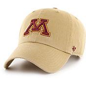 '47 Men's Minnesota Golden Gophers Gold Clean Up Adjustable Hat