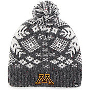 '47 Women's Minnesota Golden Gophers Grey Georgie Knit Beanie