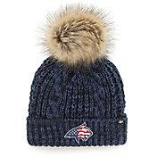 '47 Men's Montana State Bobcats Blue OHT Meeko Cuffed Knit Hat