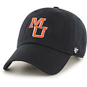 '47 Men's Mercer Bears Clean Up Adjustable Black Hat