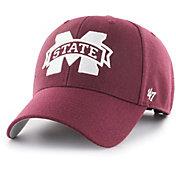 '47 Men's Mississippi State Bulldogs Maroon MVP Adjustable Hat