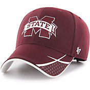 '47 Men's Mississippi State Bulldogs Maroon Sensei MVP Adjustable Hat