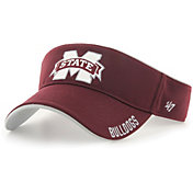 '47 Men's Mississippi State Bulldogs Maroon Top Rope Adjustable Visor