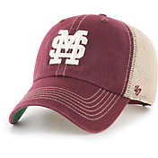 '47 Men's Mississippi State Bulldogs Maroon Trawler Adjustable Hat