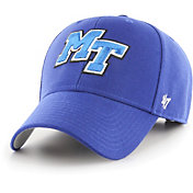 '47 Men's Middle Tennessee State Blue Raiders Blue MVP Adjustable Hat