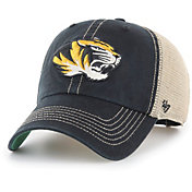 '47 Men's Missouri Tigers Black Trawler Adjustable Hat