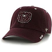 '47 Men's Missouri State Bears Maroon Ice Clean Up Adjustable Hat