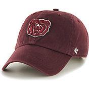 '47 Men's Missouri State Bears Maroon Clean Up Adjustable Hat