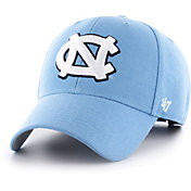 '47 Men's North Carolina Tar Heels Carolina Blue MVP Adjustable Hat