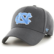 '47 Men's North Carolina Tar Heels Grey MVP Adjustable Hat