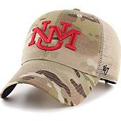 '47 Men's New Mexico Lobos Camo OHT Thompson MVP Adjustable Hat