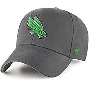 '47 Men's North Texas Mean Green Grey MVP Adjustable Hat