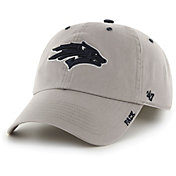 '47 Men's Nevada Wolf Pack Grey Ice Clean Up Adjustable Hat