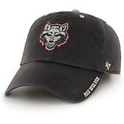 '47 Men's Arkansas State Red Wolves Grey Ice Clean Up Adjustable Hat