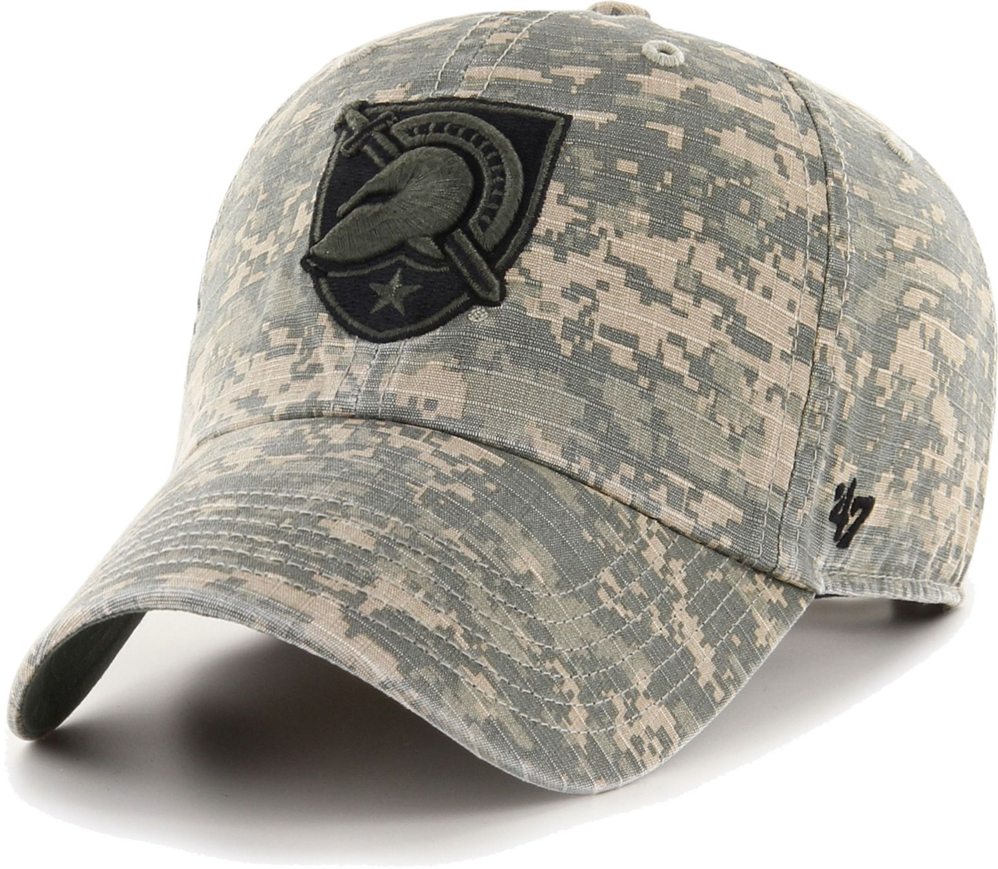 '47 Men's Army West Point Camo OHT Clean Up Adjustable Hat, Size: One size, Green thumbnail