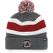'47 Men's South Carolina Gamecocks Grey Breakaway Cuffed Knit Hat
