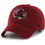 '47 Men's South Carolina Gamecocks Garnet Clean Up Adjustable Hat