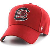 '47 Men's South Carolina Gamecocks Garnet MVP Adjustable Hat