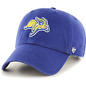 '47 Men's South Dakota State Jackrabbits Blue Clean Up Adjustable Hat