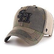 '47 Men's Sam Houston Bearkats Camo Burnett Clean Up Adjustable Hat