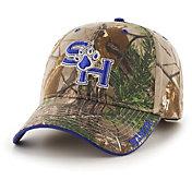 '47 Men's Sam Houston Bearkats Camo Realtree Frost MVP Adjustable Hat