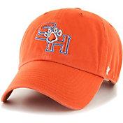 '47 Men's Sam Houston Bearkats Orange Clean Up Adjustable Hat