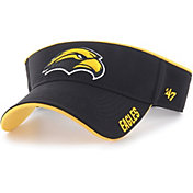 '47 Men's Southern Miss Golden Eagles Top Rope Adjustable Black Visor